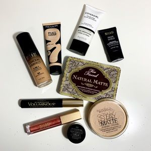 Too Faced & Foundation